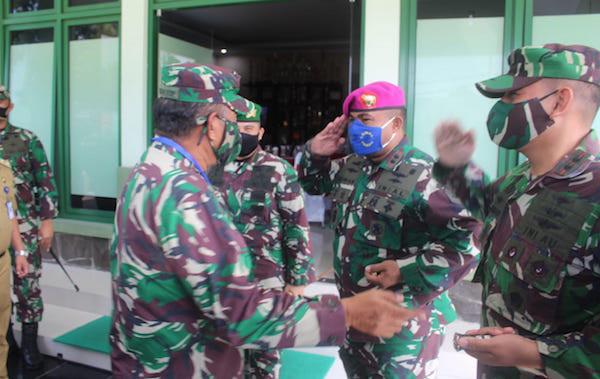 Hadapi New Normal, Lanal Tegal Siapkan Pasukan Untuk Mendisiplinkan Masyarakat - JPNN.com