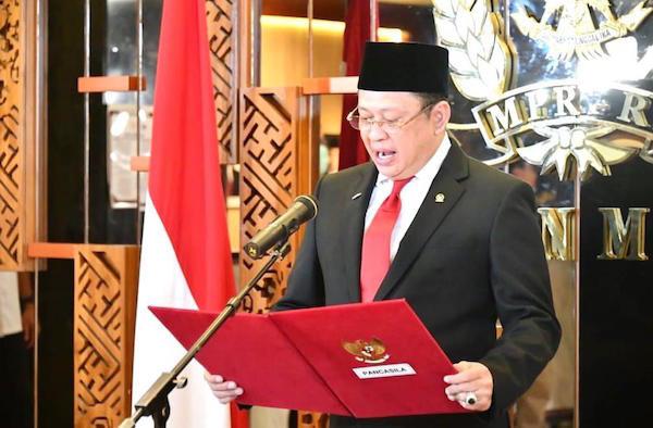 Bamsoet: Gotong Royong Sari Pati Nilai-Nilai Pancasila - JPNN.com