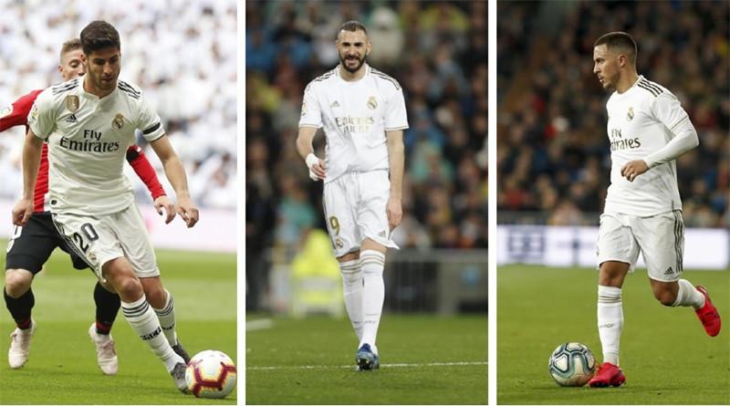 Eden Hazard dan Marco Asensio Datang, Kesepian Karim Benzema Berakhir - JPNN.com
