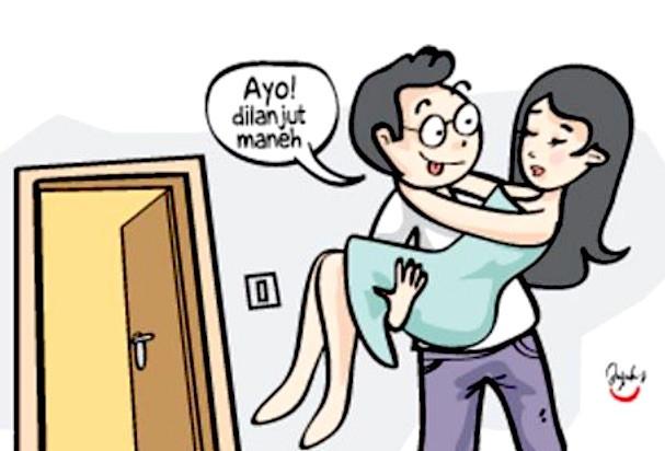 Suami Sibuk dengan Pekerjaan, Istri Malah Asyik Dicumbu Mantan - JPNN.com