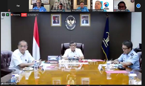 Sah! Partai Gelora Indonesia Resmi Kantongi SK Menkum HAM - JPNN.com