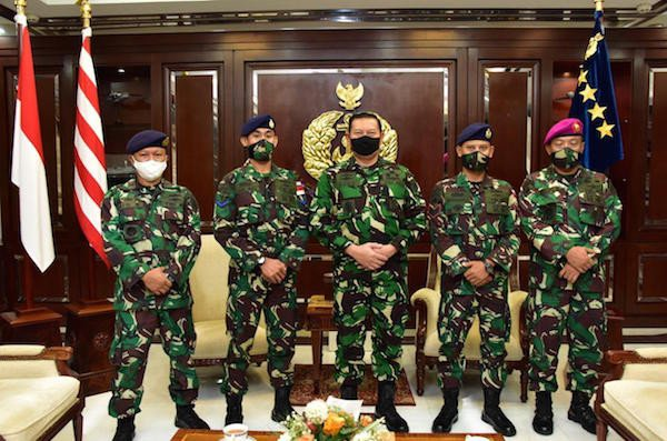 Reaksi KSAL Kepada Tiga Prajurit TNI AL yang Sempat Viral di Media Sosial - JPNN.com