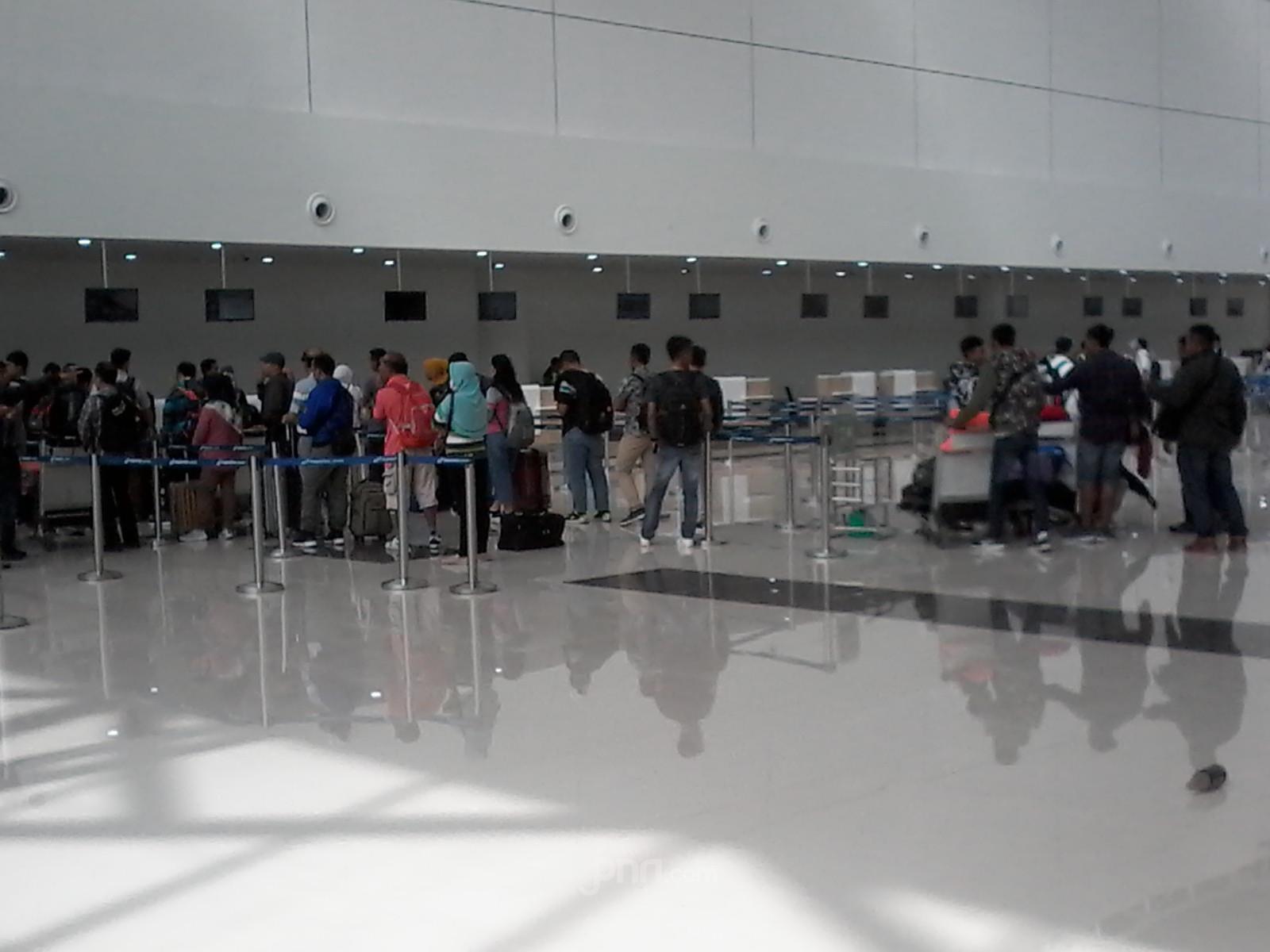 Stimulus PSC, AP I: Harga Tiket Pesawat Langsung Turun, Yogyakarta-Jakarta Rp280 Ribu - JPNN.com