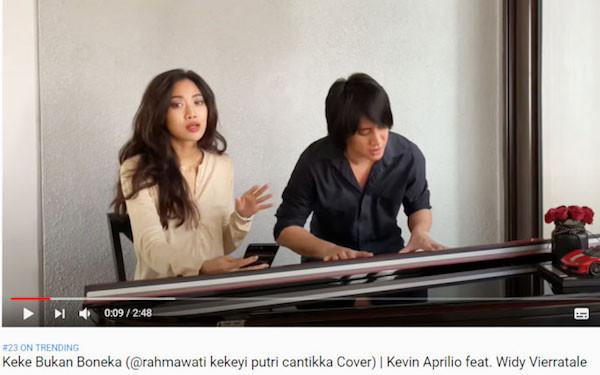 Kevin Aprilio Bela Kekeyi - JPNN.com