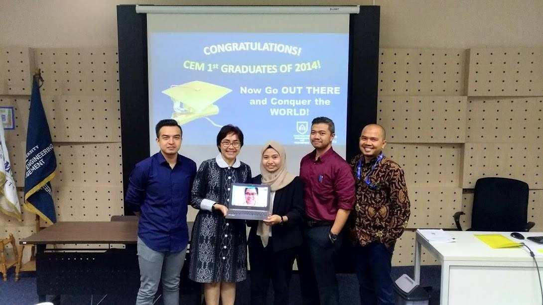 Lulusan Terbaik Podomoro University ini Raih Beasiswa di Korea - JPNN.com