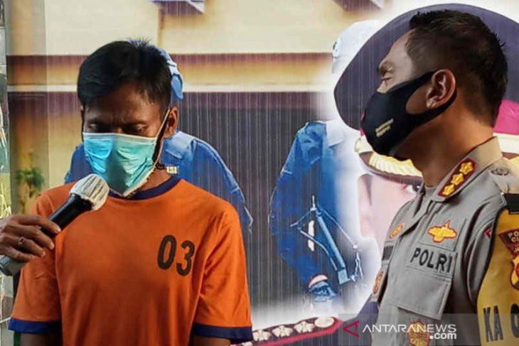 Pria Beristri Pelaku Pencabulan Anak Ini Akhirnya Ditangkap Polisi, Lihat Tampangnya - JPNN.com