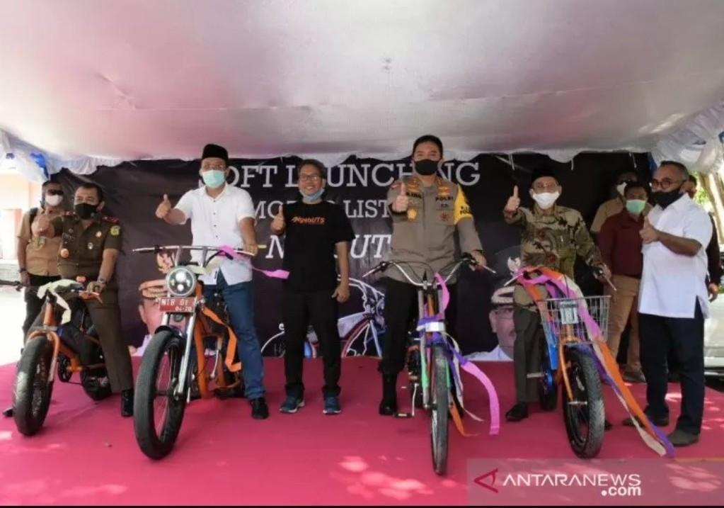 Kemenperin Dorong Manufaktur Kembangkan Sepeda Listrik Nasional - JPNN.com