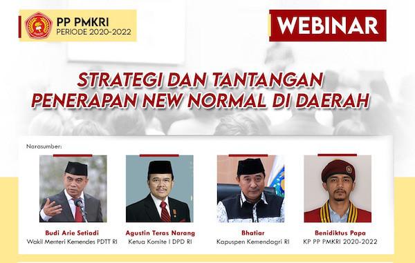 Permintaan PMKRI Kepada Pemerintah Jelang Penerapan New Normal - JPNN.com