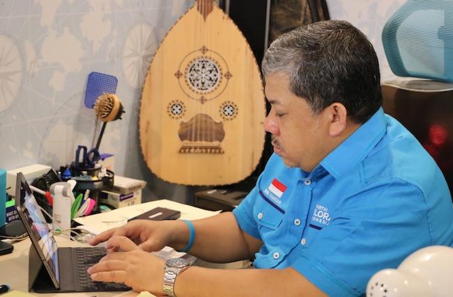 Fahri Hamzah Menyapa Hadi Pranoto, Menulis Kalimat Sindiran Menohok - JPNN.com