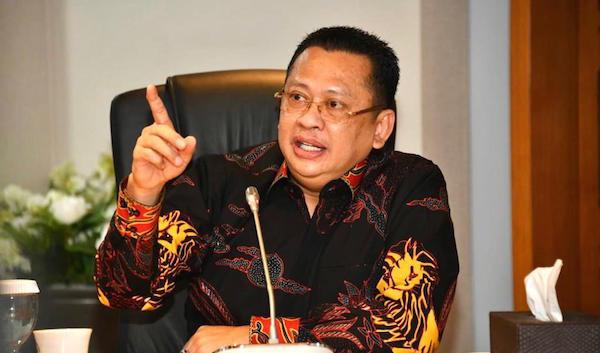Bamsoet: Semangat Gotong Royong Mampu Mencegah Indonesia Tidak Seperti Amerika, Brasil Maupun India - JPNN.com