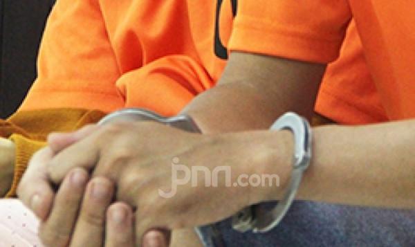 Artis Jerry Lawalata Ditangkap Polisi - JPNN.com