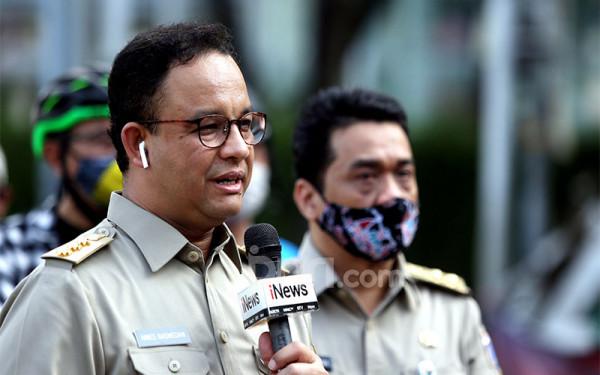 Perpanjang PSBB, Anies Baswedan: Jakarta Telah Terkendali, tetapi Bodetabek Meningkat - JPNN.com