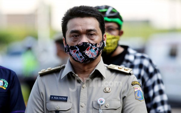 Wagub DKI Ancam Tarik Rem Darurat Lagi, Jika.. - JPNN.com