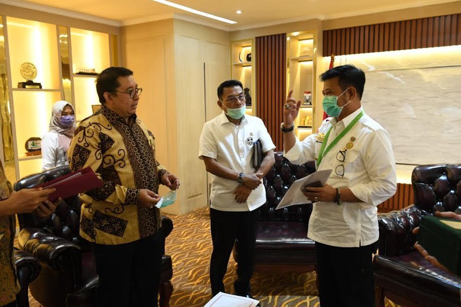 HKTI Dukung Kerja Mentan Capai Kedaulatan Pangan - JPNN.com