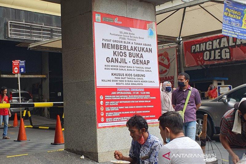 Anies Ultimatum Pedagang Pasar DKI: Ini Soal Keselamatan, Pilihannya Hanya Satu - JPNN.com