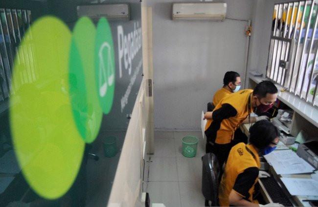 Batik Pacitan Jadi Solusi Pegadaian di Masa Pandemi - JPNN.com