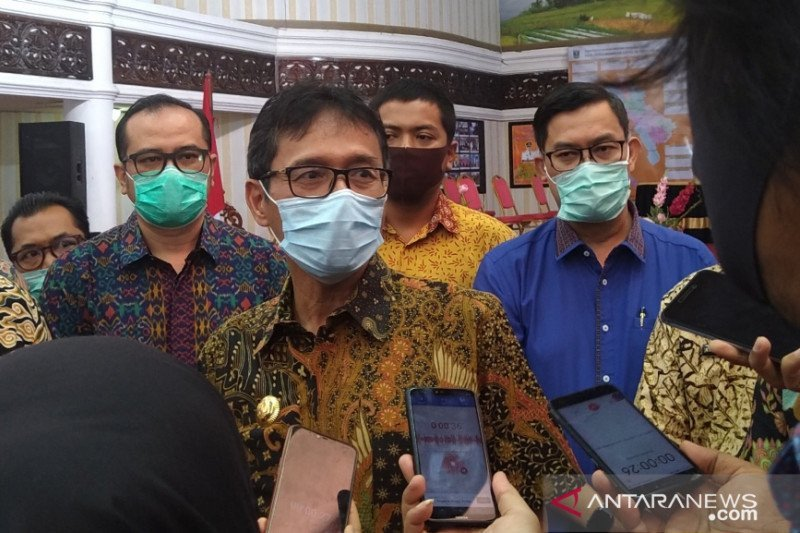 Irwan Prayitno Sampai 21 Kali Tes Swab Covid-19 - JPNN.com