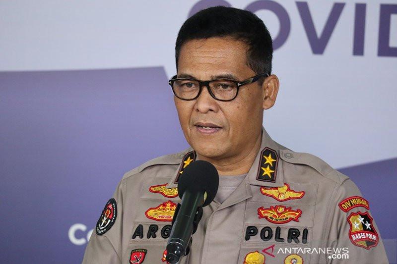Usai Dicopot, Brigjen Prasetijo Utomo Dijebloskan ke Ruang Khusus - JPNN.com