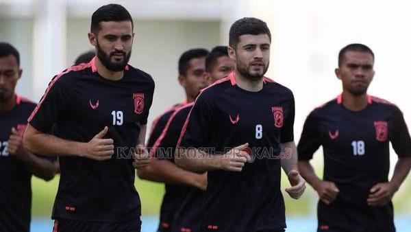 Kompetisi Bakal Bergulir, Borneo FC Maksimalkan Persiapan Tim - JPNN.com