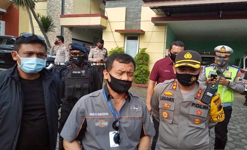 5 Pelaku Intoleran di Solo Ditangkap, Kapolda Jateng Tegas Minta yang Lain Segera Menyerahkan Diri - JPNN.com