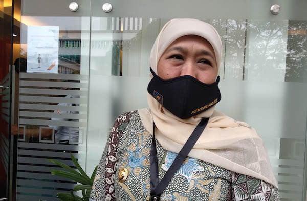 Gubernur Khofifah Doakan Almarhum Gus Im Husnulkhatimah - JPNN.com