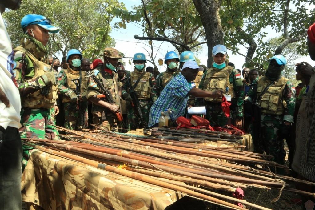 Cerita tentang Prajurit TNI Bikin Ratusan Milisi Bersenjata di Kongo Menyerah - JPNN.com