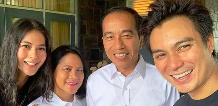 Banjir Kritik Usai Tulis Jokowi Presiden Terbaik, Baim Wong Lakukan Hal ini - JPNN.com