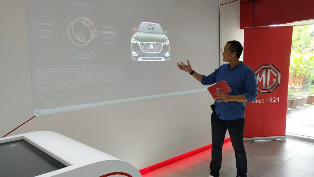 MG Motor Resmikan Dealer Virtual, Pertama di Indonesia - JPNN.com