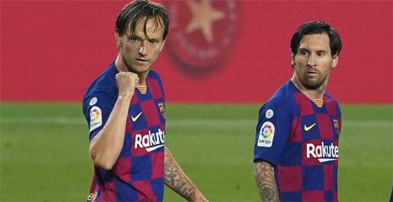 Barcelona Vs Athletic Bilbao: Ivan Rakitic jadi Pahlawan Tuan Rumah - JPNN.com