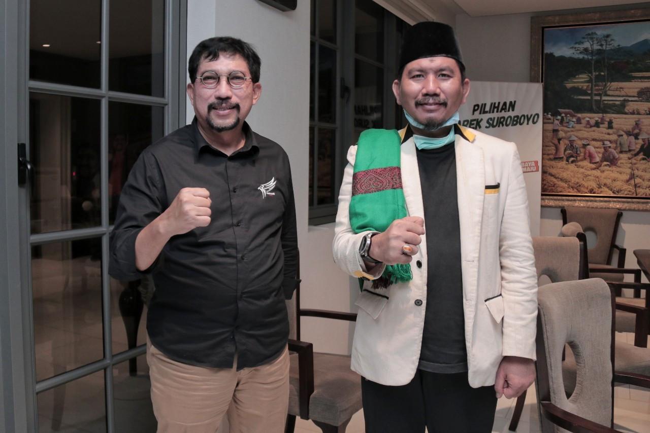 PKS Surabaya Bergabung dengan Koalisi Machfud Arifin - JPNN.com