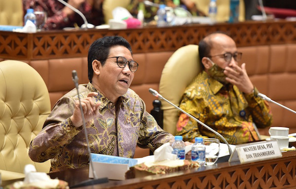 RKP Tahun 2021, Kemendes PDTT Fokus pada Pengembangan Wilayah Demi Kurangi Kesenjangan - JPNN.com