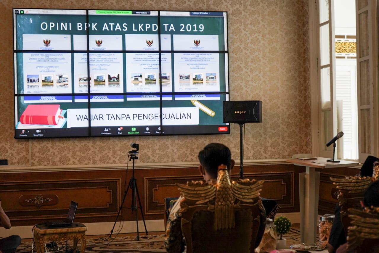 Cianjur Raih Opini Wajar Tanpa Pengecualian dari BPK - JPNN.com