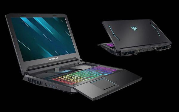Spesifikasi 4 Laptop Gaming Acer Ini Makin Canggih - JPNN.com