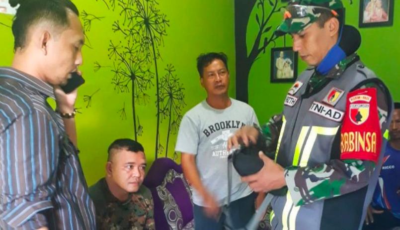Aksi Pria Berbaju TNI dan Rambut Cepak Terbongkar, Enam Orang jadi Korban - JPNN.com