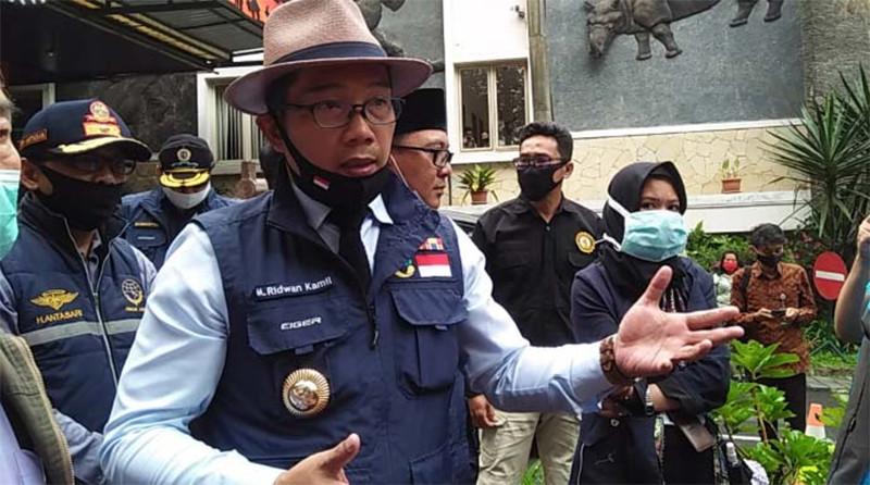 Maaf, Ridwan Kamil Menyampaikan Kabar Tidak Gembira - JPNN.com