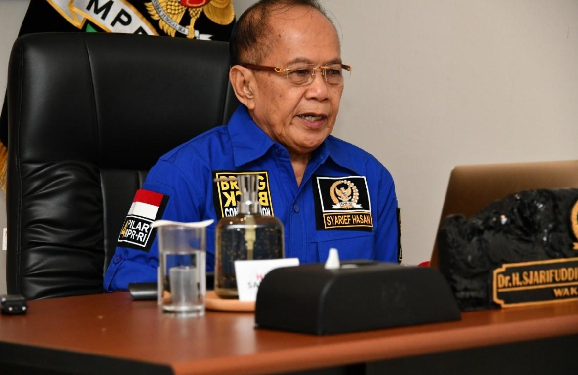 Syarief Hasan: Menteri Harus Percepat Bantuan untuk Pelaku UMKM - JPNN.com