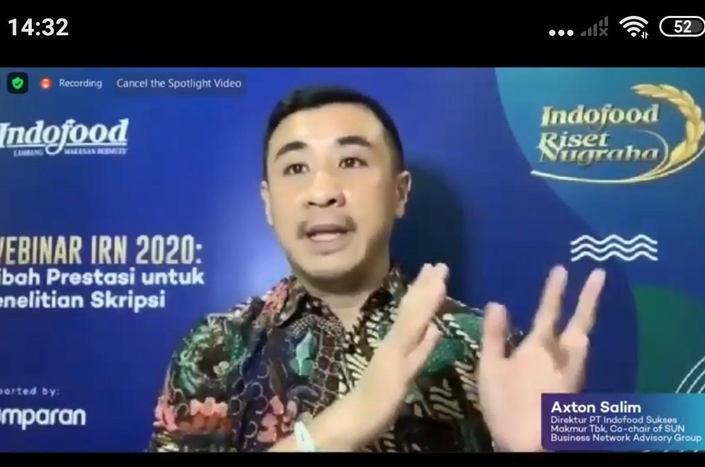 IRN 2020 Dibuka, Kesempatan Mahasiswa Mendapat Bantuan Dana Riset - JPNN.com