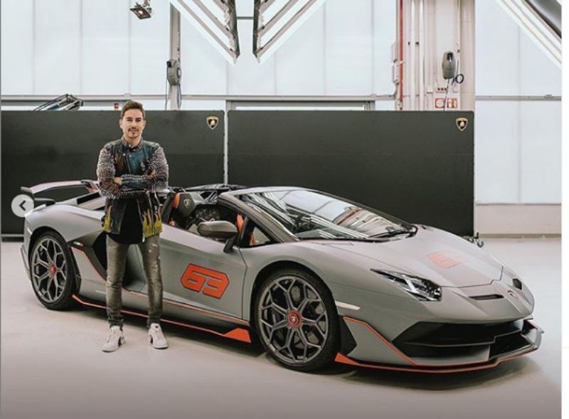Sultan Jorge Lorenzo Tambah Koleksi Supercar, Hanya 63 Unit di Dunia - JPNN.com
