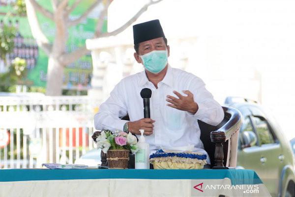 Empat Personil Grup Band Asal Surabaya Ini Positif Terjangkit COVID-19 di Batam - JPNN.com
