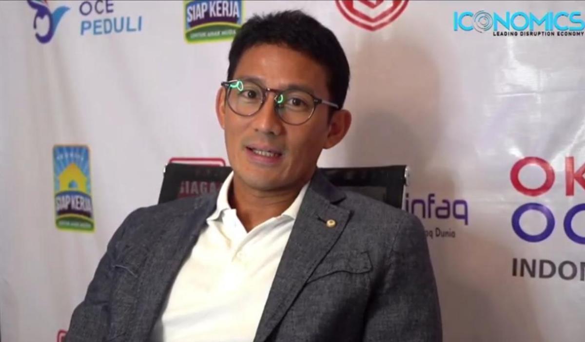 Sandiaga Uno Berharap Banyak pada Lulusan Vokasi - JPNN.com