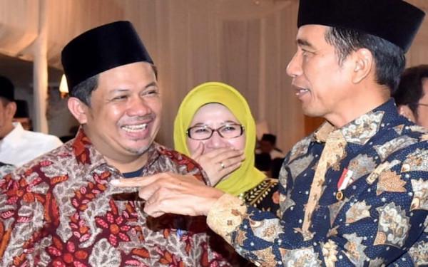 Fahri Hamzah: Kemarahan Presiden Mewakili Perasaanmu Dinda? - JPNN.com