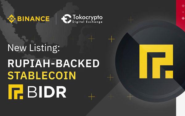 Binance dan Tokocrypto Resmi Perdagangkan BIDR - JPNN.com