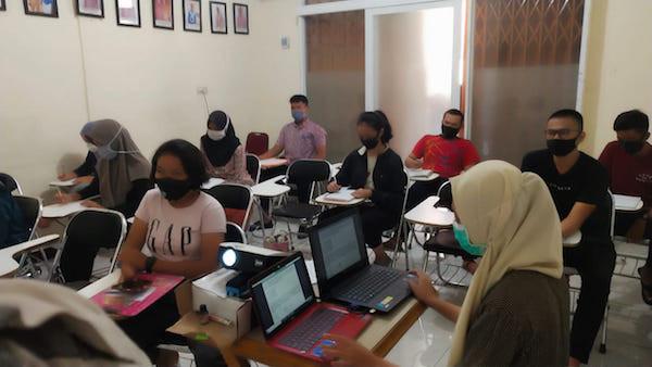 Sambangi Kemendikbud, CEO Bimbel Patriot Muda Berkonsultasi Cara Belajar di Era New Normal - JPNN.com