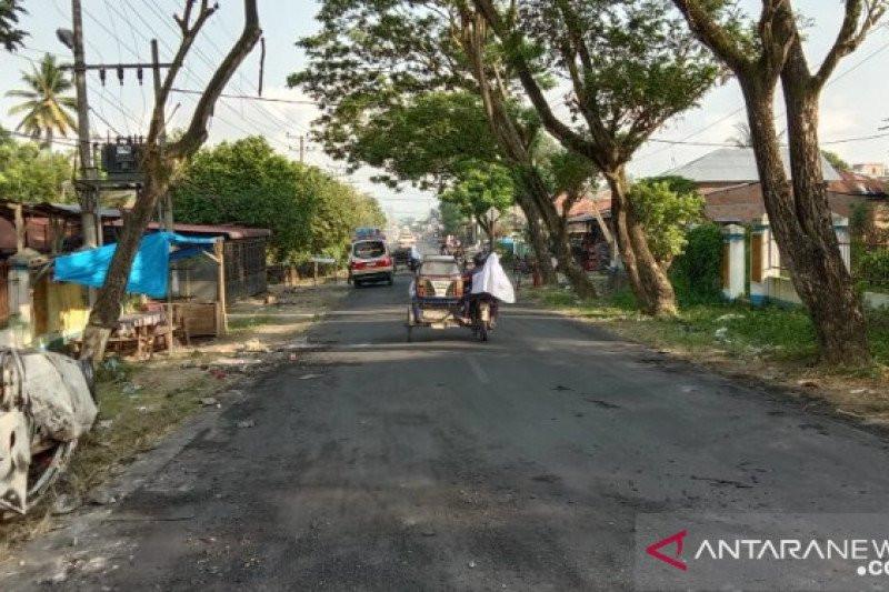Pascakerusuhan di Mandailing Natal, Warga Berjaga-jaga Antisipasi Penangkapan - JPNN.com