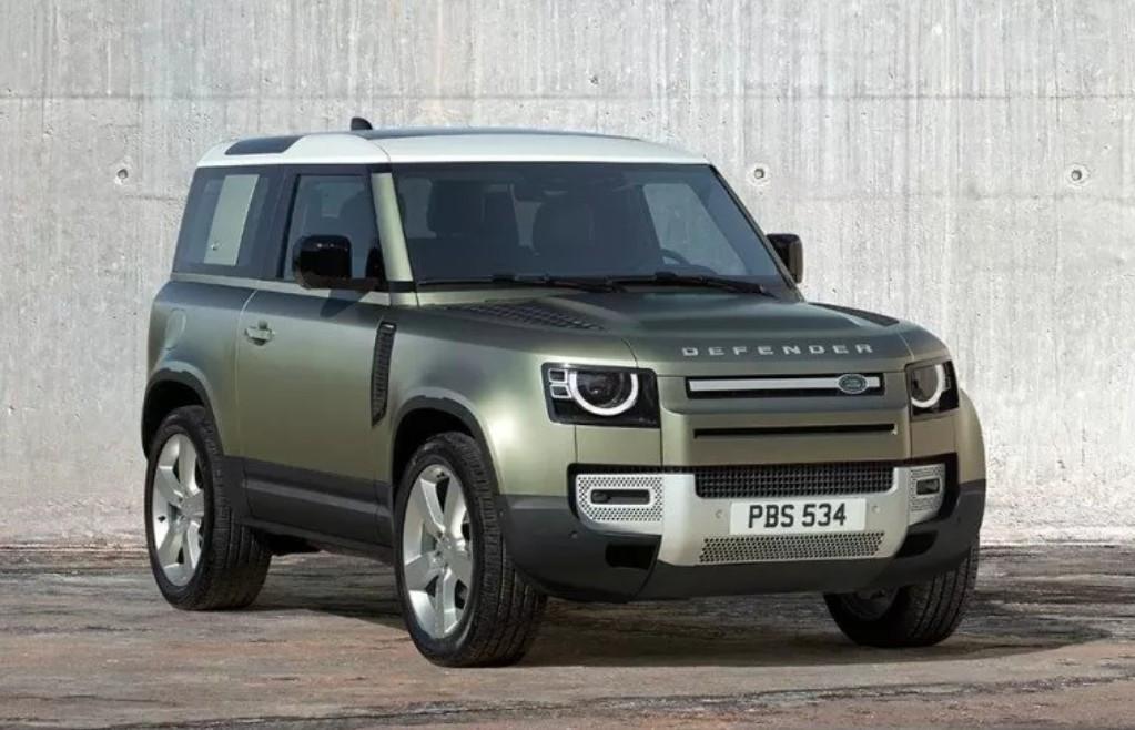 Land Rover Defender Hard Top 2021, Intip Spesifikasinya - JPNN.com