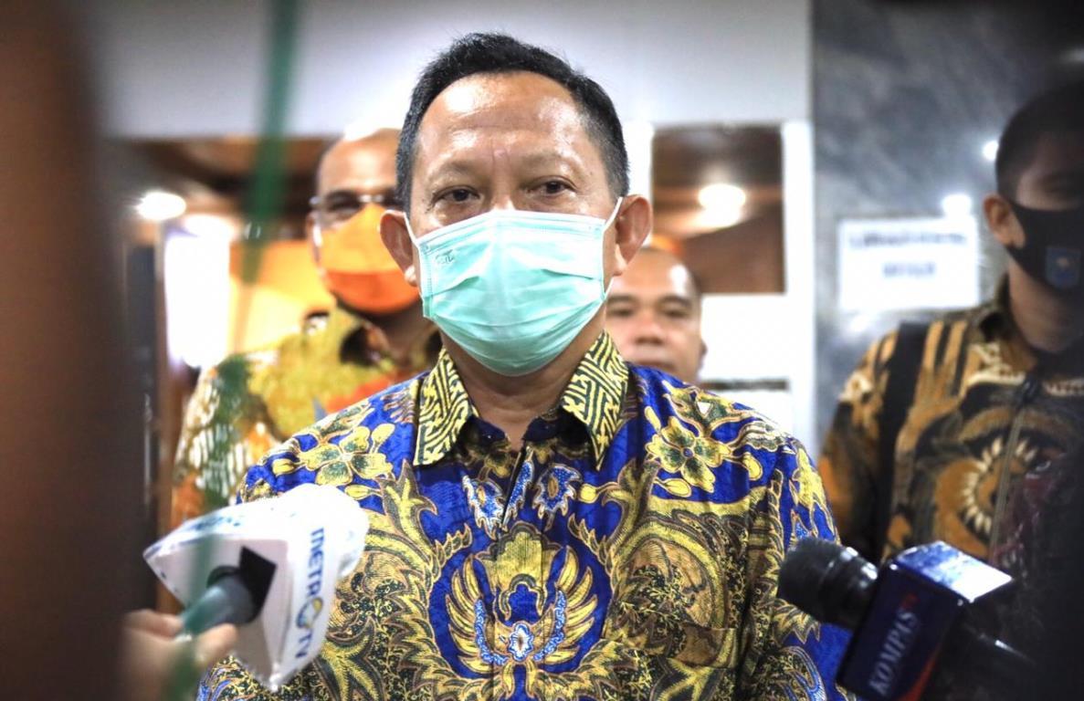 Tito Karnavian Menyinggung Isu Reshuffle, Merespons Johan Budi? - JPNN.com