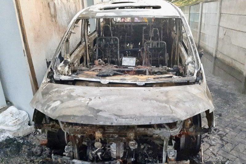 4 Fakta Mengejutkan Pembakar Mobil Via Vallen, Alat Perdukunan, Berlagak Bego - JPNN.com