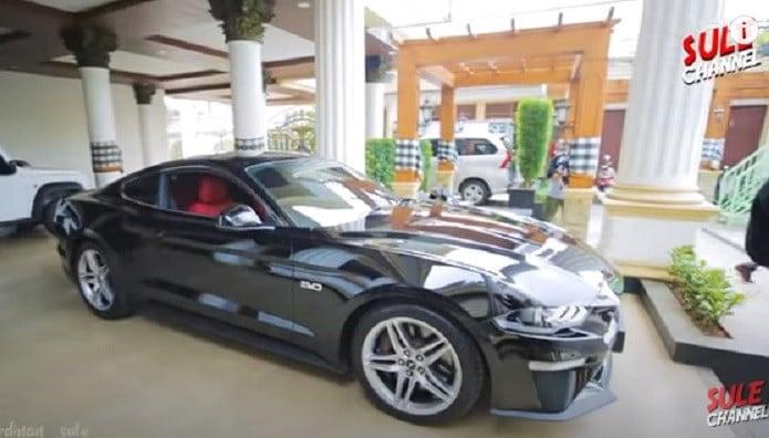Jual Mobil Mewah Harga Fantastis, Sule Kaget Ada yang Sanggup Bayar - JPNN.com