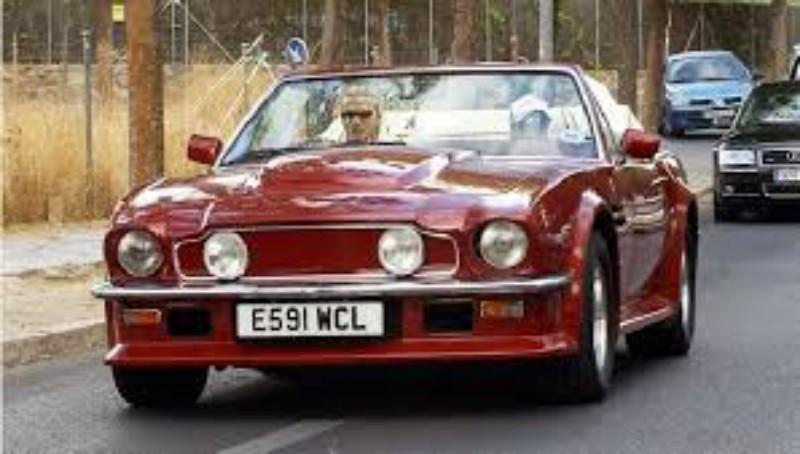 Koleksi Mobil Klasik David Beckham Dijual, Harganya Wow - JPNN.com