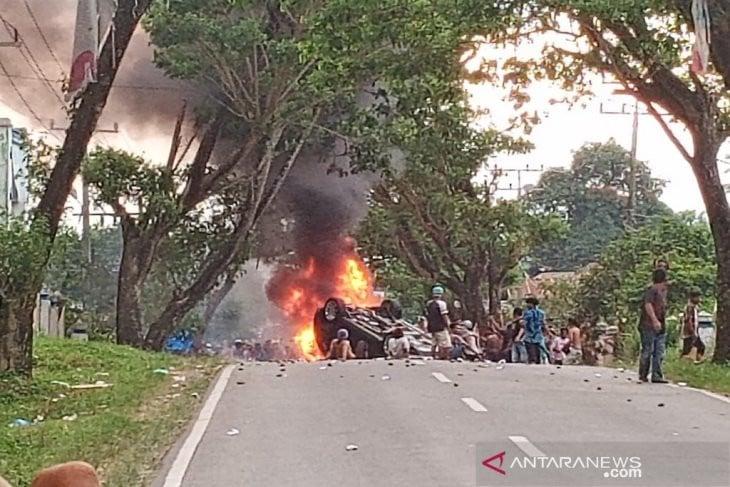 Jalinsum Diblokir Belasan Jam, Hendri Akhirnya Mengundurkan Diri - JPNN.com